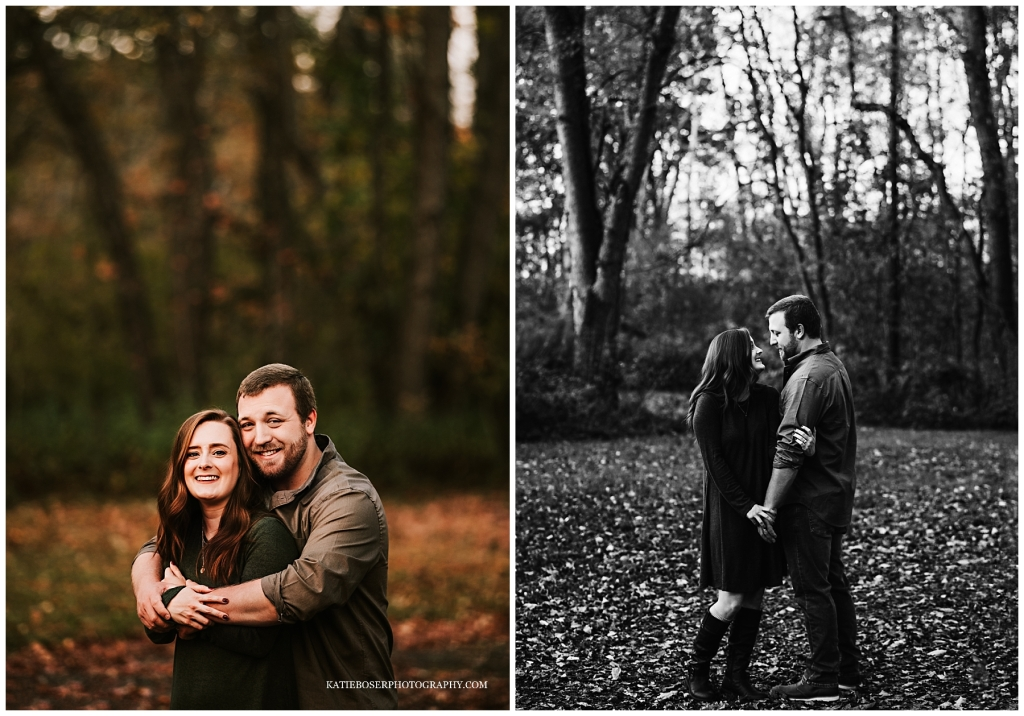 Anniversary Couple Photos - Bradford Pa 16701. #katieboserphotography